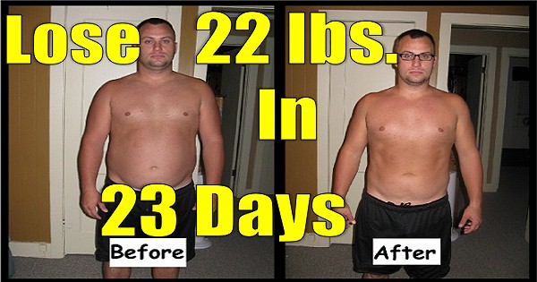 How To Lose 20 Pounds Fast 4 Steps To Lose 20 Lbs In 3 Weeks